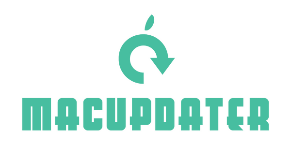 The logo for the macupdater app