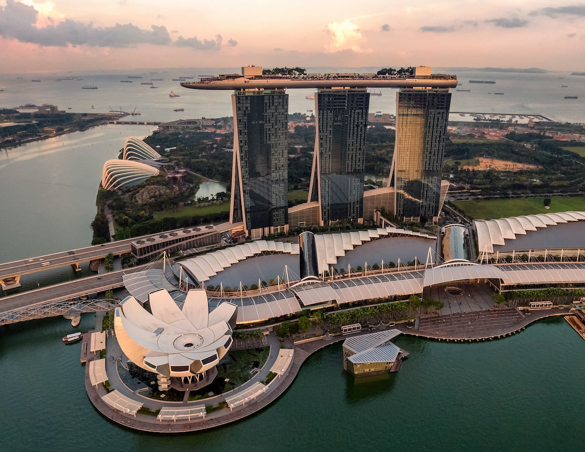 An image of Singapore.